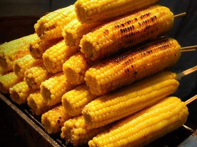 Hudson Valley Roasted Corn